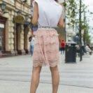 1978-PD Pudrowo różowa spódnica Megara (2)
