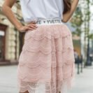 1978-PD Pudrowo różowa spódnica Megara (4)